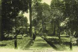 LA BASTIOLLE Montauban (Exercices Spirituels) L' Allée De La Chapelle  RV - Montauban
