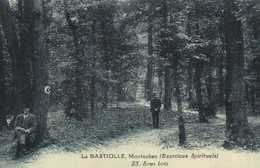 LA BASTIOLLE Montauban (Exercices Spirituels) Sous Bois   RV - Montauban
