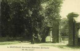 LA BASTIOLLE Montauban (Exercices Spirituels) Au Revoir !   RV - Montauban