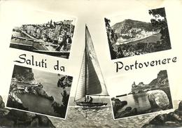 Portovenere (La Spezia) Vedute E Scorci Panoramici, Panoramics Views, Vues Panoramiques, Ansichten - La Spezia