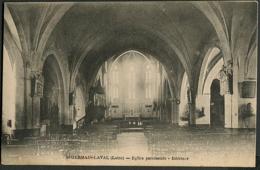 CP 42 Saint-Germain Laval - Eglise Paroissiale-Interieur 1925 - Saint Germain Laval