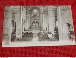 BERTRIX  - Intérieur De L'Eglise - Bertrix