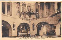Ottmarsheim L'Eglise Octogone XI éme Siècle L'intérieur De L'église - Ottmarsheim
