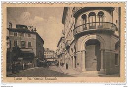 TREVISO:  VIA  VITTORIO  EMANUELE  -  FP - Treviso