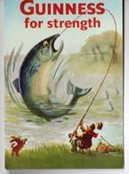(bière) (pêche) Carte Postale Publicitaire GUINNESS   (PPP18519) - Werbepostkarten