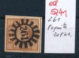 Bayern O -261 Pegnitz     (ed5741  ) Siehe Scan - Bavaria