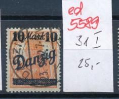 Danzig Nr.   31 I   (ed5589   ) Siehe Scan - Dantzig