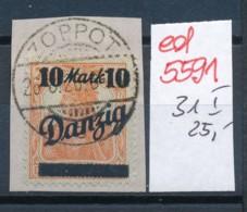 Danzig Nr.   31 I   (ed5591   ) Siehe Scan - Dantzig