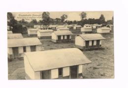 Elisabethville (Katanga) Maisonnettes De Travailleurs Indigènes De L'Union Minière. - Congo Belga - Otros
