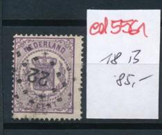 Niederlande Nr. 18 B   O  (ed5561   ) Siehe Scan - 1852-1890 (Wilhelm III.)