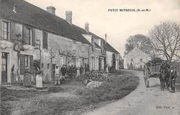 77.n°57478.mitheuil.rue.cheval.attelage - Sonstige Gemeinden