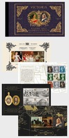 Great Britain 2019 - Queen Victoria Bicentenary Stamp Booklet Mnh - Nuevos