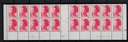 FRANCE      N° YVERT  :   2376 X 20   NEUF   BAS DE FEUILLE  Coin Daté  30/09/85       N°  07896 - 1    RGR - 1 - 1982-90 Libertà Di Gandon