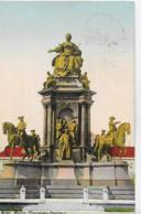 AK 0246  Wien - Maria Theresien-Denkmal Um 1910 - Wien Mitte