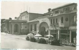 Juan-les-Pins; Le Casino - Voyagé. (La Cigogne - Monaco) - Antibes