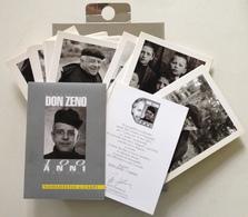 Nomadelfia Don Zeno Cofanetto Con 24 Cartoline Pieghevole Mostra 100 Anni 2000 - Boeken, Tijdschriften, Stripverhalen