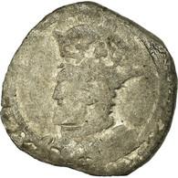 Monnaie, France, Carolus, 1614, Besançon, B+, Billon, Boudeau:1291 - 476-1789 Monnaies Seigneuriales