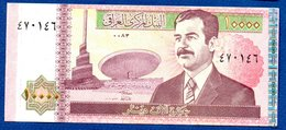 Irak-  10 000 Dinars 2002  -  Pick # 89  - état  SPL - Iraq