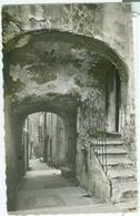 Menton; Une Ancienne Rue De La Vieille Ville - Non Voyagé. (S.E.P.T. - Nice) - Menton