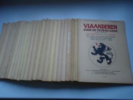 Vlaanderen Door De Eeuwen Heen (24 Afleveringen) - Tijdschriften