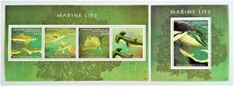 # Grenada 2013**Mi.4836-40  Marine Life , MNH [14;89] - Meereswelt