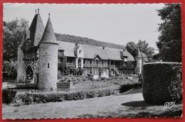 Cpsm 27 BEUZEVILLE Manoir De La Pommeraye - Frankrijk