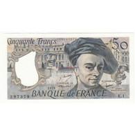 50 FRANCS QUENTIN DE LA TOUR 1976 NEUF - 1962-1997 ''Francs''