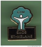 GYM *** SMOS ST-MELAINE  *** 1008 - Gymnastique
