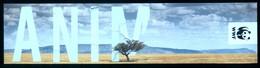 SEGNALIBRO IN CARTONCINO DEL WWF ( Cm 21 X 5 ) - Segnalibri