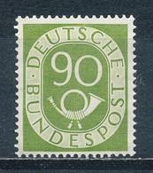 Bund 138 ** Geprüft Schlegel Mi. 550,- - [7] República Federal