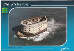Ile D'Oléron - Fort Boyard- Vue Aérienne - Ile D'Oléron
