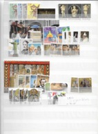 2013 MNH Vaticano, Year Collection, Almost Complete, Postfris** - Vaticano