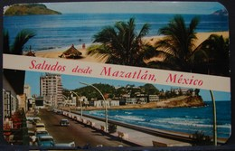 CP. 2645. Saludos Desde Mazatlan, Mexico - Mexique