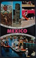 CP. 2646. Multivues De Mexico - Mexique