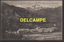 DD / 05 HAUTES ALPES / SAINT JEAN SAINT NICOLAS / PONT-DU-FOSSÉ / VUE GENERALE / 1917 - Autres Communes