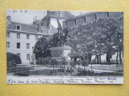 SAINT CYR L'ECOLE. L'Ecole. La Cour Marceau. - St. Cyr L'Ecole
