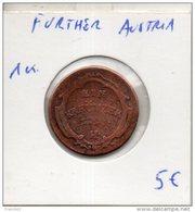 Further Austria. 1 Kreuzer. 1793 H - Monedas Pequeñas & Otras Subdivisiones