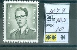 1073 Xx Côte 105.00€ - 1953-1972 Lunettes