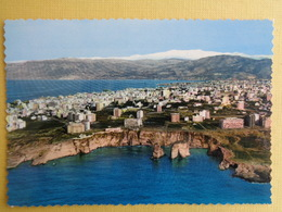 BEYROUTH : VUE GENERALE, GROTTE AUX PIGEONS - Libanon