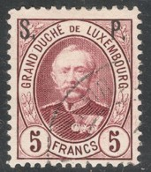 Luxemburg Yvert/Prifix Service 76 Oblit.TB Sans Défaut Cote EUR 70 (numéro Du Lot 476OL) - Officials