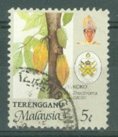 Malaya - Trengganu: 1986/96   Food   SG137   5c   [Perf: 12]   Used - Trengganu
