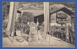 AUSTRIA CADUTI MONUMENTO OTTOBRE 1909 VIRGEN - Otros