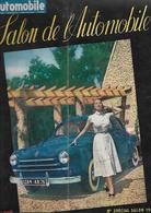Revue Ancienne L'Automobile Salon De L'Automobile 1951 - Auto/Motorrad