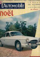 Revue Ancienne L'Automobile 1953 N° 92 Noel Décembre 1953 - Auto/Motorrad