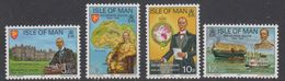 Isle Of Man 1975 Sir George Goldie 4v ** Mnh (42918E) - Man (Eiland)