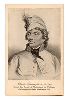 Thadée Kosciuszko - Général Dans L'Armée De L'Indépendance De Washington - Chef Suprême Des  Armées Polonaises En 1794 . - Personnages