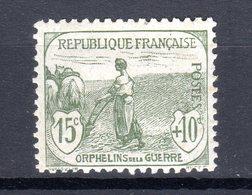 310519). TIMBRE ..FRANCE   .numéro 150   Charnière - Altri