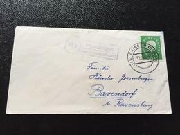 1959 Landpost 14b MUNDINGEN über EHINGEN (DONAU) - BRD