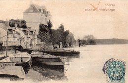 Erigné Mûrs-Erigné Angers La Roche De Mûrs Barques La Loire - Autres Communes