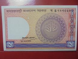 BANGLADESH 1 TAKA 1982-93 PEU CIRCULER/NEUF - Bangladesh